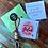 Thumbnail: Portie Extra Geluk kaart met groot Gelukspoppetje