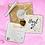 Thumbnail: Kaart HART onder de riem + Edelsteen en persoonlijk bericht