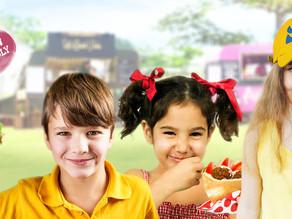 לראשונה בישראל - פסטיבל ילדים 100% טבעוני !