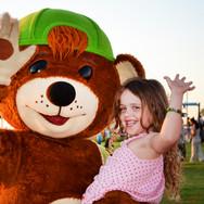 הדוב הירוק אירועים