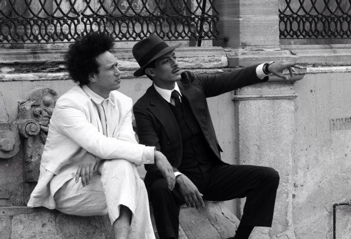 Luis Alberti. Eisenstein en Guanajuato by Peter Greenaway