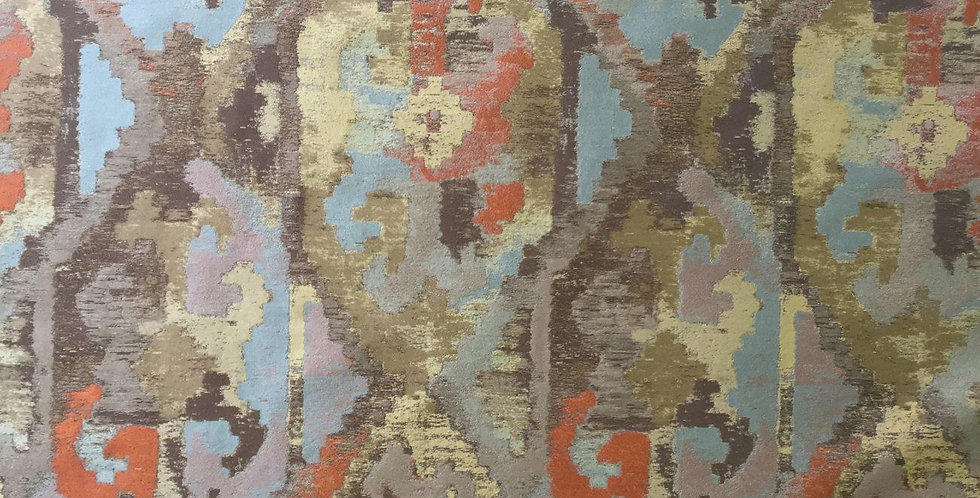 Modern Tribal Mosaic Fabric