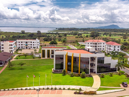 Summer abroad opportunity in Ghana