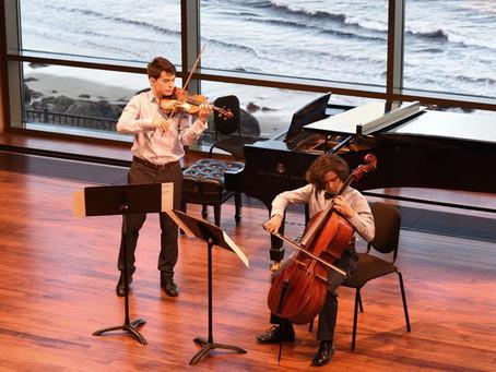2019 Boston Music Institute competition