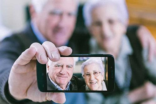 SmartPhone para a Terceira Idade
