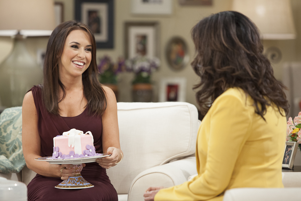 marie w/ lacey chabert