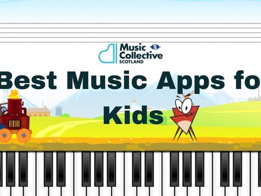 Best Music Apps for Kids