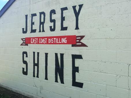 Jersey Shine: Dangerously Drinkable.