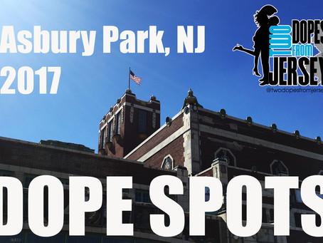 Asbury Park Dope Spots, Summer 2017