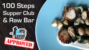 100 Steps Supper Club is 100%