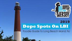 2019 List of Dope Spots on LBI