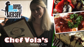 Believe The Hype, Chef Vola's is the Real Deal!