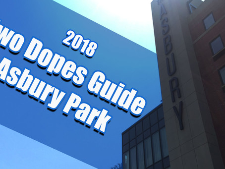 Two Dopes Guide to Asbury Park