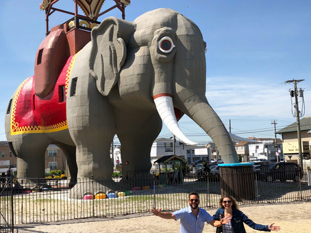 Lucy the Elephant is New Jersey's Elephant