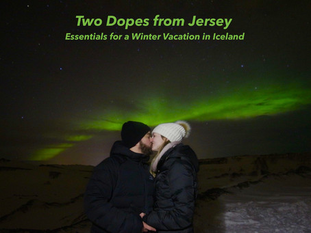 Winter Packing List for Iceland
