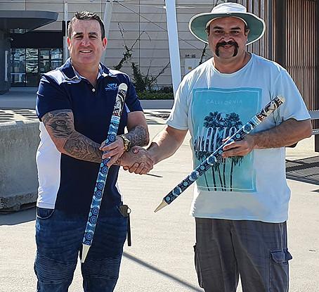 Aboriginal Artwork Middle Stump Initiative