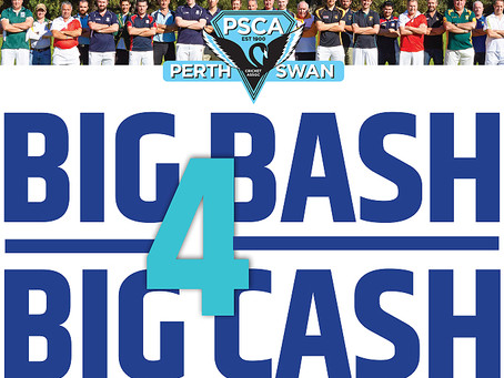 The Inaugural PSCA Big Bash is coming! Sunday February 9, 2020. Join in the fun.