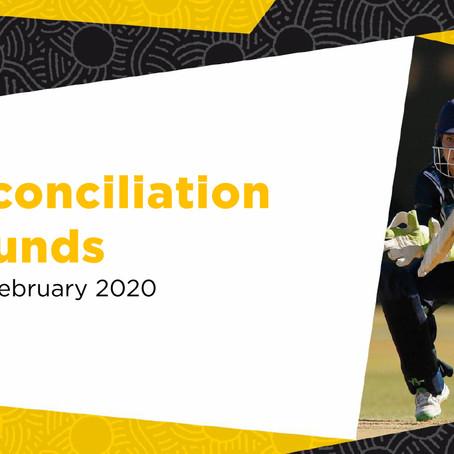 Reconcilliation Rounds (Feb 1-8)