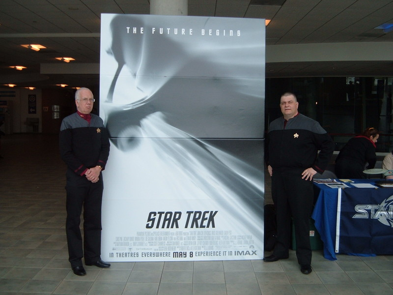 Star Trek XI Premier Weekend