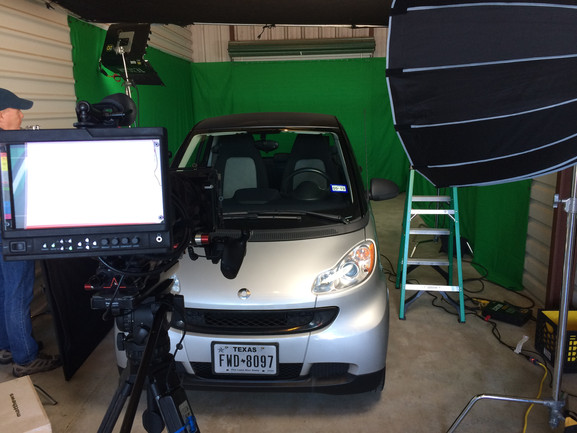 Smart Car in Waiting