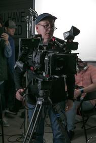 Director of Photography Jeff Bush