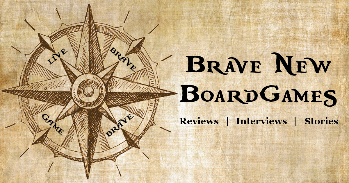 Brave New Boardgames | Reviews, Episodes, News and More! image