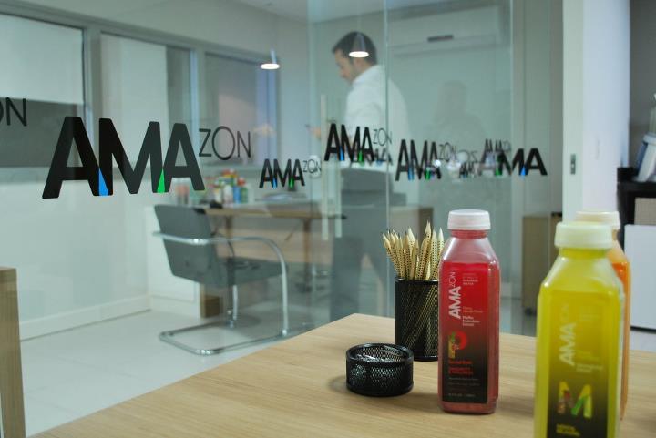 AMAzon Head Office