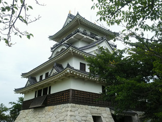 綺麗なお城でした。ヽ(^o^)丿