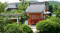 宇賀神社/岡山市