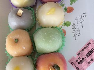 甘くて美味しい「大福」だー!!