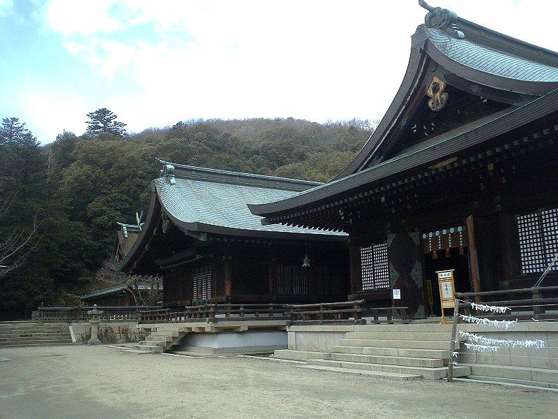 吉備津彦神社/岡山市
