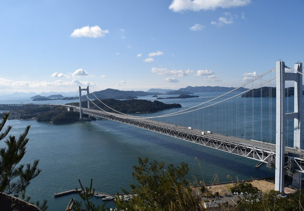 瀬戸大橋①/児島/倉敷市