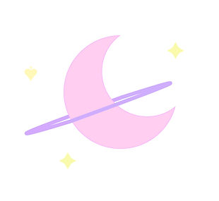 Moonlight Cheerleader Logo
