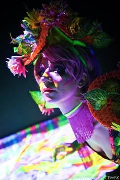 © 2020  Performer: Joy Fully @lovelivingart  Photography: David Warren @pcfwk