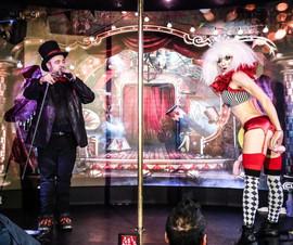 ©2019  Costume Design, Clowning and Makeup: Joy Fully @lovelivingart  Photography: Warren Archer @warren_archer