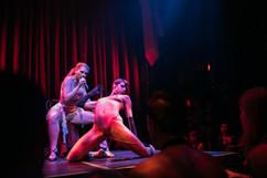 © 2020  Performer: Joy Fully @lovelivingart  Performer: Kat Cunning @katcunning  Photography: Kenny Rodriguez @kennyrodz
