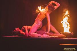 Performer: Joy Fully @lovelivingart  Performer: Sage Sovereign @sagesovereign  Photography: Kenny Rodriguez @kennyrodz