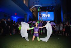 Performer: Glenn Vasaturo @glennvasaturo, Joy Fully @lovelivingart  Photography: Emily's Entourage
