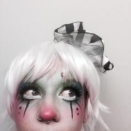 ©2018  Costume Design and Clowning: Joy Fully @lovelivingart  Make up: Toshi Salvino @dollfille