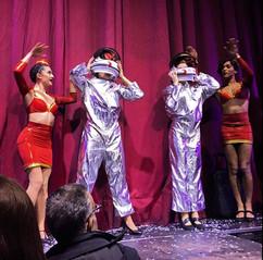 ©2017   Costume Fabrication: Joy Fully @lovelivingart  Costume Design: Kae Burke @kaeburke  Performer: House of Yes Residents @houseofyesnyc  Photography: House of Yes