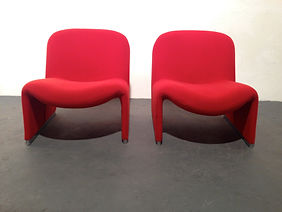 Alky Chairs Giancarlo Peretti - Vintage OCD