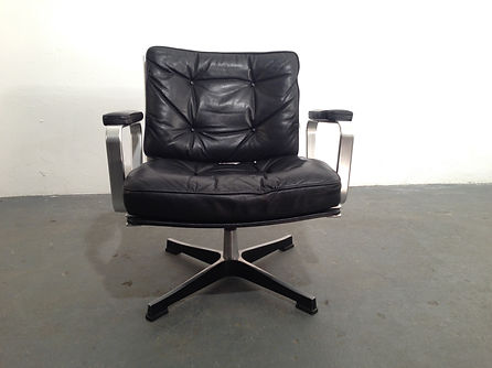 Karl-Erik Ekselius Mondo Arm Chair for JOC of Sweden - Vintage 1970s