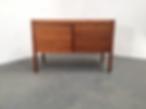 Jens Risom Petite Credenza - Original Compulsive Design