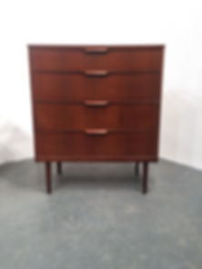 Austin Suite Chest of Drawers designed by Frankk Guile- Original Compulsive Design