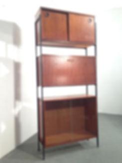 Avalon Shelving Unit - Vintage 20th Century Design