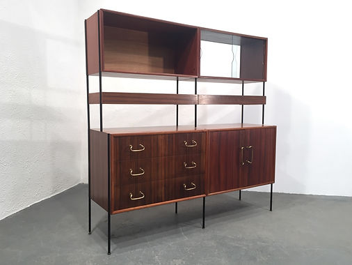 Peter Hayward Vanson Storage Unit - WG Evans and Co - 1960s Vintage - OCD
