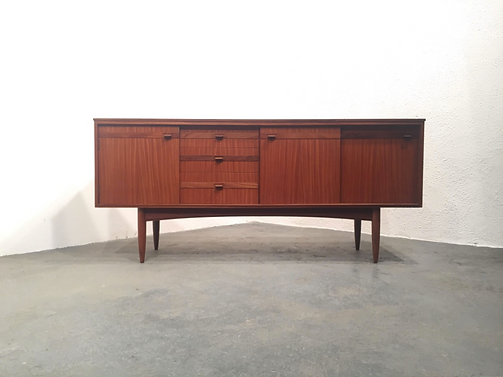 White and Newton Sideboard by Arthur Edwards circa 1960s - OCD