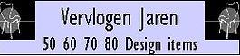 20th century Modern Vintage Design, Furniture and Decorative Arts, vervlogenjaren.nl