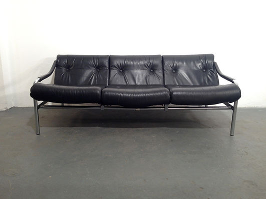 Pieff Sofa by Tim Baites Vintage 1970s - Pieff one of Britain's finest luxury furniture makers