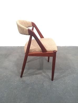 Kai Kristiansen Model 31 Teak Dining Chairs - Made in Denmark - Vintage 1960s - OCD